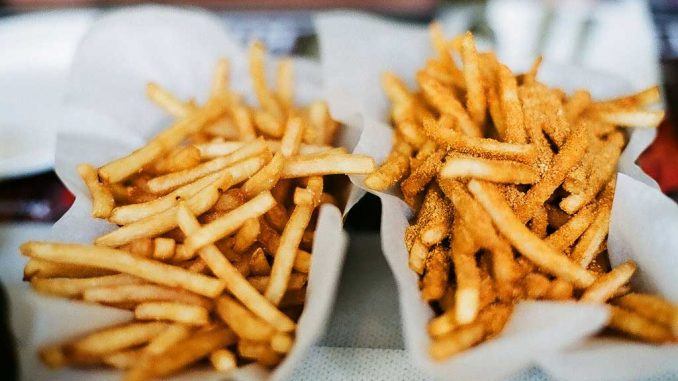 patatine french fries