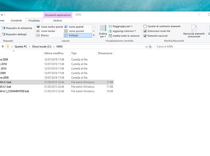 Decriptare i file .ple delle chat di Messenger Plus! Live