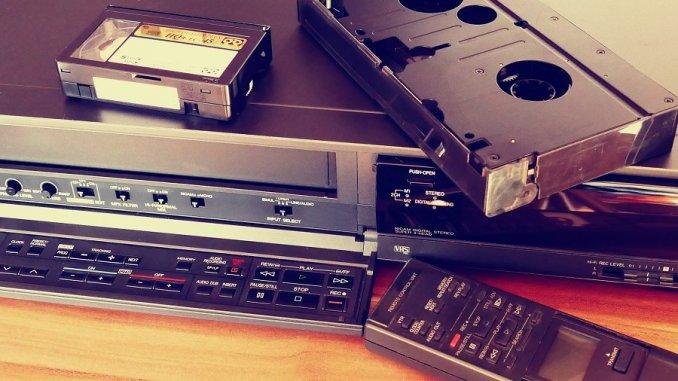 trasferire le VHS su DVD